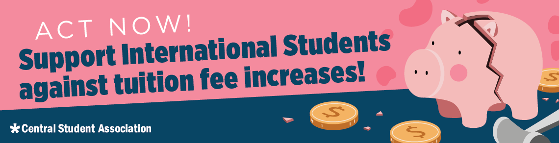 fairness for international students!