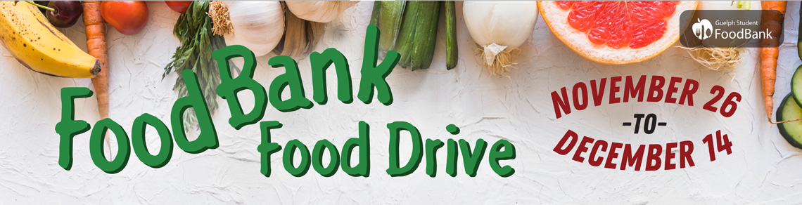 Foodbank Holiday Food Drive